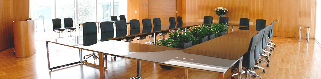 Prodit Premises conference room
